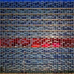 Drizzle of Happiness (Paul Brouns) Tags: architecture architectuur architektur abstract facade facades paulbrouns paulbrounscom milan milano milaan italy italia italië italien hotel layers urban city tapestry tapestries