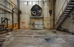 Snout (jgurbisz) Tags: jgurbisz vacantnewjerseycom abandoned nj newjersey nawcad nacalairwarfarecenter trenton decay aliens snout