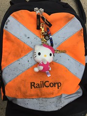Butch / Camp (CubOz) Tags: hellokitty bag contradiction
