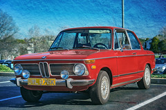 BMW 2002 tii (Cars & Coffee of the Upstate) (*Ken Lane*) Tags: geo:lat=3486201574 geo:lon=8225766689 geotagged unitedstates usa bayerischemotorenwerkeag 2002tii auto automobile automotive automotivephotography bavarianmotorworks beaconhill bmw bmw2002tii bmwtii cc car carphoto carphotography carportrait carportraiture carscoffee carscoffeeoftheupstate carsandcoffee carsandcoffeeoftheupstate classiccar eastcoast frontend germancar greenville greenvillecarscoffee greenvillesc greenvillesouthcarolina greer grill headlights importcar michelinnorthamerica parkinglot red redcar sc southcarolina tire upstate upstatesouthcarolina vehicle véhicule vehículo vendimia voiture wheel wheels windshield worldcars αυτοκίνητοmba' автомобил автомобиль классическийавтомобиль сборвинограда topazsimplify topaz