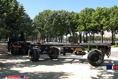 BDQJ09-4025 RENAULT G290 VTL (milinme.myjpo) Tags: frencharmy renault g290 vtl véhicule de transport logistique remorque rm19 trailer bastilleday