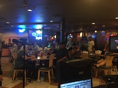 "Karaoke at Sunset Downtown on Water Street in Henderson, Nevada • <a style=""font-size:0.8em;"" href=""http://www.flickr.com/photos/131449174@N04/20494048018/"" target=""_blank"">View on Flickr</a>"