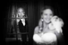 Wedding (siebe ) Tags: door wedding people blackandwhite holland monochrome dutch groom bride couple marriage indoor trouwen 2015 bruidspaar bruid bruidegom trouwfoto trouwreportage bruidsfoto siebebaardafotografie wwweenfotograafgezochtnl