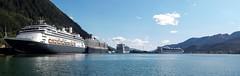 Juneau Harbour 2015 (Gord McKenna) Tags: ocean panorama usa alaska stitch pano ak juneau workshop northern gord reclamation mckenna latitudes gordmckenna