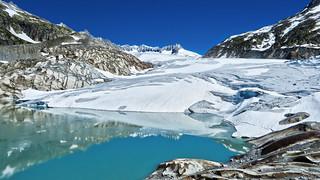 Rhône Glacier - Furkapass - Wallis - Schweiz [Explored #4]