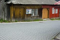 Uliczka (Hejma (+/- 5400 faves and 1,7 milion views)) Tags: street poland polska woodenhouse smalltown historichouse ulica miasteczko światłocień chairscuro domdrewniany domzabytkowy landckorona
