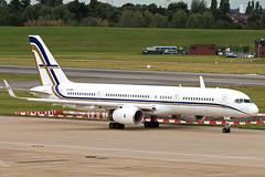 Gain Jet B757 (Tangoman11) Tags: birmingham aircraft jet boeing 757 airliner gain winglets b757 bhx sxrfa
