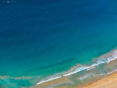 TURQUOISE AND BLUE (Joel Coleman Photography) Tags: ocean blue sea people beach water coast sand aqua surf waves turquoise sydney australia surfing aerial shore surfers coastline