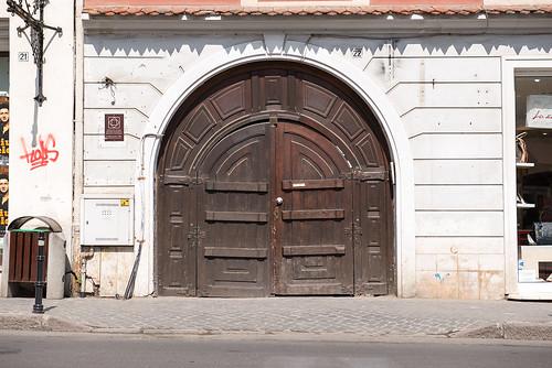 Portal. Brasov, Romania ©  Andrey