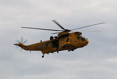Photo of ZH544 Westland Sea King HAR.3A, Royal Air Force, Salcombe, Devon