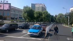 新疆警務處--中國共產黨下的新疆防暴特警辦公室 20150916 (xiaozhangzhuang) Tags: china xinjiang 新疆 中國 共產黨 伊宁市