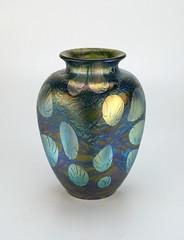 Signed Loetz Phänomen Genre 1/215 vase (T. Abbate) Tags: genre 1215 phänomen loetz