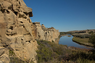 Writting-on-Stone Provincial Park