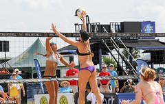 AVP Pro Beach Volleyball (MJfest) Tags: new beach sport female us athletic sand women orleans louisiana unitedstates outdoor neworleans beachvolleyball bikini pro volleyball kenner nola athletes avp sandvolleyball femaleathlete proathlete womenathletes avppro provolleyball avpvolleyball atlhleticwomen