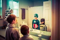 """Imagination Rules the World"" (Jason _Ogden) Tags: world reflection make america comics bathroom mirror dc nikon sink rules captain superhero batman imagination wish dccomics marvel captainamerica marvelcomics vr makeawish 18200mm d90 flickrfriday a vr18200mm imaginationrulestheworld"