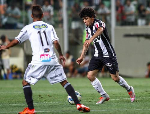 Atlético x Ponte Preta 25.10.2015 - Campeonato Brasileiro A 2015