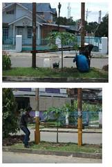 jasa-perbaikan-tiang-listrik-wilayah-sumatera-selatan-jambi-dan-bengkulu-lokasi-muara-bungo (ramdhanijaya) Tags: tiang listrik perbaikan
