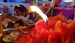 Diwali Candle (RiddhoRaju) Tags: india photography flickr candle diwali kolkata dey happydiwali festible riddho  riddhoraju diwali2015  diwalifestible riddhorajugraphy riddhorajuphotography rajuraju dey  raju