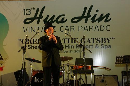 Hua Hin Vintage Car Parade 2015