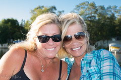 Kim & Erin - Look'n good ladies! (kirkmiles) Tags: cruise vacation lake minnesota erin august cocktail miles kimberly mn bemidji 2015 simonson cocktailcruise lakebemidji erinmiles kimberlysimonson