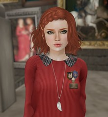 New Profile Pic (Saffron Foxclaw) Tags: truth harrypotter secondlife prefect goji ravenclaw mischiefmanaged secondlifefashion owlpost harrypotterroleplay secondlifemischiefmanaged