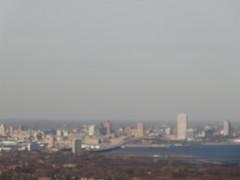 Milwaukee (ensign_beedrill) Tags: lakemichigan greatlakes milwaukee milwaukeewisconsin airplanephotos milwaukeetrip2015