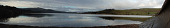 From shore to shining shore (beqi) Tags: panorama reservoir photoshoppery carronvalley 2015