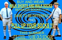 Cool Old School  Walk socks 2 (80s Muslc Rocks) Tags: kiwi kneesocks kiwiana kiwifashion knees kneesock kiwifashionicon keepingcool kneehighsocks walkshorts walksocks walkers wellington walksocks1980s1970s walking 1980s 1970s longsocks longwalksocks menswear bermudashorts bermudasocks auckland abovethekneeshorts ashburton abovetheknee oldschool retro akrubrahat pullupyoursocks golfing golfer golfsocks golfingsocks fashion australia dressshorts darwin dunedin hastings tubesocks classic canon socks shortshorts mensshortshorts 2017 words text