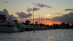 Sunset yachts (Northern Kev) Tags: sunset sky usa water evening nikon florida yacht tranquility fortlauderdale southflorida nikond3200 d3200 veniceofamerica