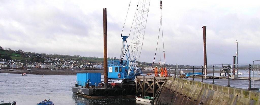 Rebuilding The Fishing Quay