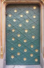 Krakov, univerzita (61) (ladabar) Tags: door doorway kraków krakau krakov dveře