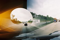 Lomo LC-Wide x Kodak Portra 400 (AN4 x 100% analog - 0% retusche (retouching)) Tags: doubleexposure double mx kodakportra400 an4 lomolcwide tecetera