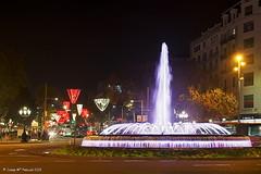 Nadal (Christmas) in Barcelona (McGuiver) Tags: barcelona christmas street navidad olympus urbana catalunya merrychristmas nadal feliznavidad passeigdegracia bonnadal smartcity epl5