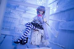 Starry Ruin (kurai / 九雷) Tags: dollfiedream dd volks photography mena