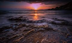Capo Malfatano (Southern Sardinia) (piercarlobacchiphotography) Tags: capomalfatano sardinia seascape sea marine rocks sunset nikond750 nikonafs1635mmf4gedvr landscape longexposure leefilters lee zeisspolarizingfilters ndfilters nature