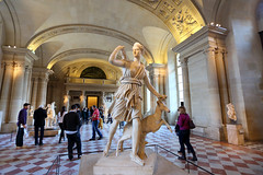 Louvre Museum, Paris, France. (廖法蘭克) Tags: paris france canon 6d frank photographer vacation birthday relax 法國 巴黎 louvremuseum louvre 羅浮宮 art artist 雕像 塑像 canon1740mmf4l