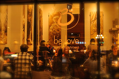 Be Love (kimshi) Tags: warmth love restaurant dinner cozy coldoutside