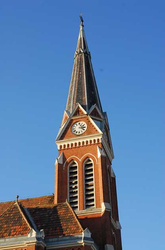 Kormend - 19 szazadi evangelikus templom04