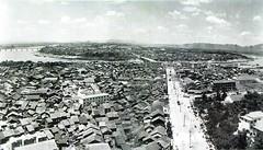 3 Jia Heshan 驾鹤山风光 Yufeng Qu 旅游胜地 Liuzhou, Guangxi2 1970 (nancy.liew) Tags: guangxi 广西壮族自治区 liuzhou 柳州市