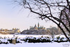 Parliament Building from Quebec (luongphoto) Tags: luongphoto luongphotography canada ottawa capital winter snow parliament parliamenthill