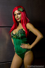 Poison Ivy (dgwphotography) Tags: cosplay nycc nycc2016 newyorkcomiccon 70200mmf28gvrii nikond600 nikoncls poisonivy dccomics