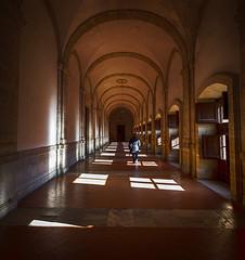 cloister (por agustinruizmorilla) Tags: monastery monasterio ucles cuenca