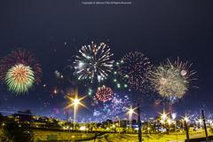 Happy 2017 (Jeferson Felix D.) Tags: reveillon fireworks fogos de artificio fogosdeartificio night noite 2017 canon eos 60d canoneos60d 18135mm rio janeiro riodejaneiro brazil brasil worldcars photography fotografia photo foto camera