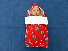 Wickel-/Puckdecke 2 (sefuer) Tags: kleid shirt hose pucksack wickeldecke tunika frühchen frühgeborene