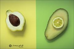 Proyecto 9/365 (Art.Mary) Tags: bodegón stilllife naturemorte canon limón citron lemon aguacate avocat avocado aliment food proyecto365 verduras vegetables