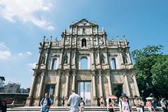 RUINS OF ST. PAUL'S (Hsuanya Tsai) Tags: sony a7r sel1635z travel flickrsbest macau