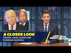 Trump, John Lewis and Russian Hacking: A Closer Look (Download Youtube Videos Online) Tags: trump john lewis russian hacking a closer look
