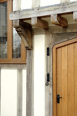 Venables project, Armitage House (VenablesOak) Tags: armitagehousevenables timbered tudor elizabethan venables joinery bespoke window door gabled house home country
