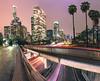 Downtown Los Angeles (Jinna van Ringen) Tags: los angeles losangelespanorama losangeles jinnavanringen jinna jinnavanringenphotography jinnavanringencom dtla downtown ladowntown longexposure longexposures cityscape cityscapes travel travelphotography