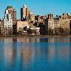 New York Architecture #315 (Ximo Michavila) Tags: newyork architecture archidose archdaily archiref lake water ximomichavila centralpark nyc usa city cityscape sunset warm sky day clear building reflection horizon blue urban